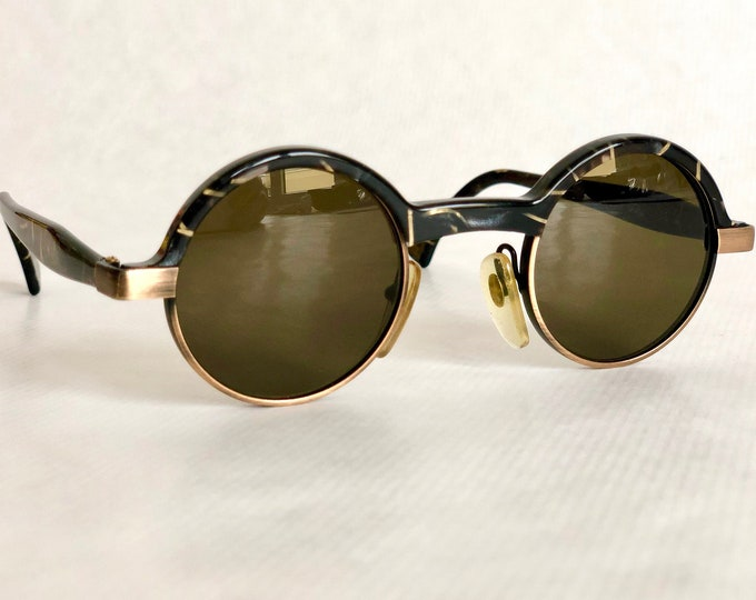 Donna Karan by Alain Mikli D18 Vintage Sunglasses – Made in France – including Case