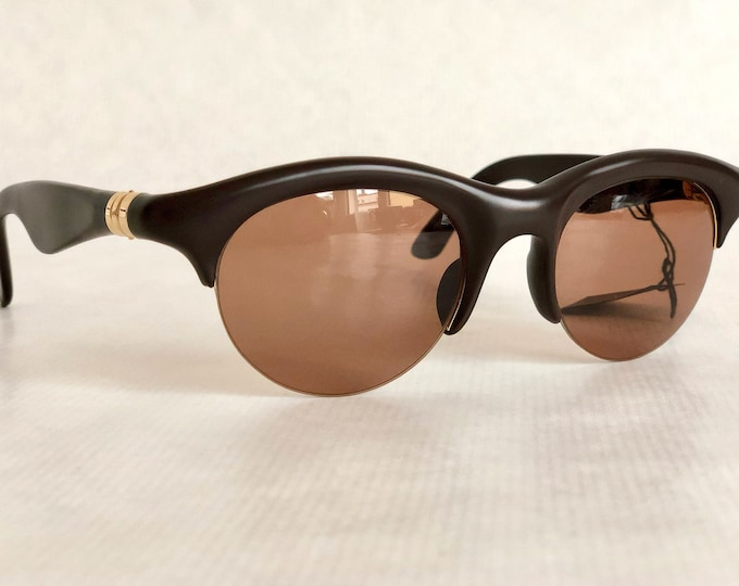 Yohji Yamamoto 52 4001 Vintage Sunglasses – New Old Stock – Made in Japan