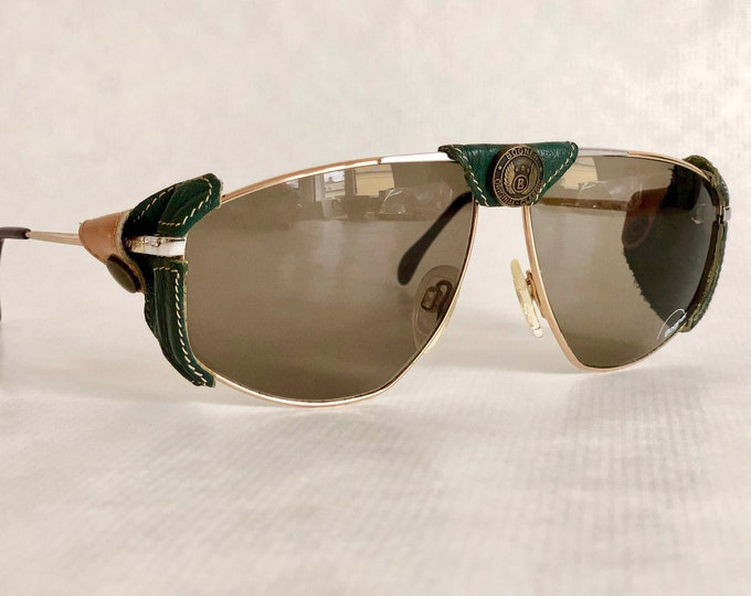 Bogner 7015 004 Vintage Sunglasses – New Old Stock – Made in West Germany