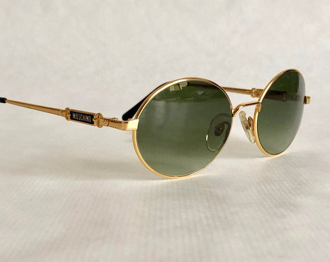 Moschino by Persol M42 Vintage Sunglasses - New Old Stock