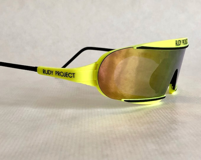 Rudy Project 82.24101 Vintage Sunglasses – New Old Stock – Made in Italy