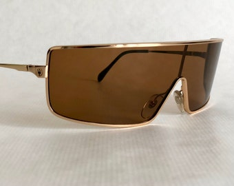22113ca11b8fb Maserati 6120 050 Vintage Sunglasses - Full Set - New Old Stock