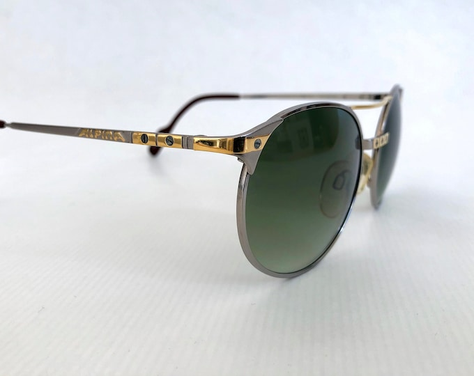 Alpina FM40 Vintage Sunglasses NOS Made in West Germany