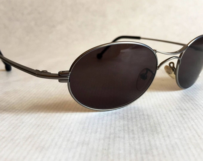 Calvin Klein CK 2001 Vintage Sunglasses New Old Stock Made in Italy including Case