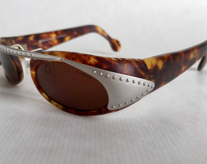 Neostyle Holiday 2003 Vintage Sunglasses Made in Germany NOS