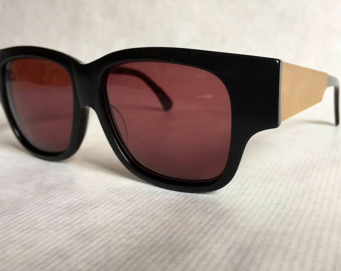 Claude Montana 579 101 Vintage Sunglasses Made in France New Unworn Deadstock