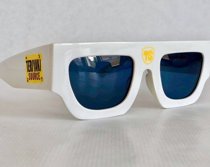 A Bathing Ape Teriyaki Source Vintage Sunglasses – New Old Stock – Including Softcase – Made in Japan