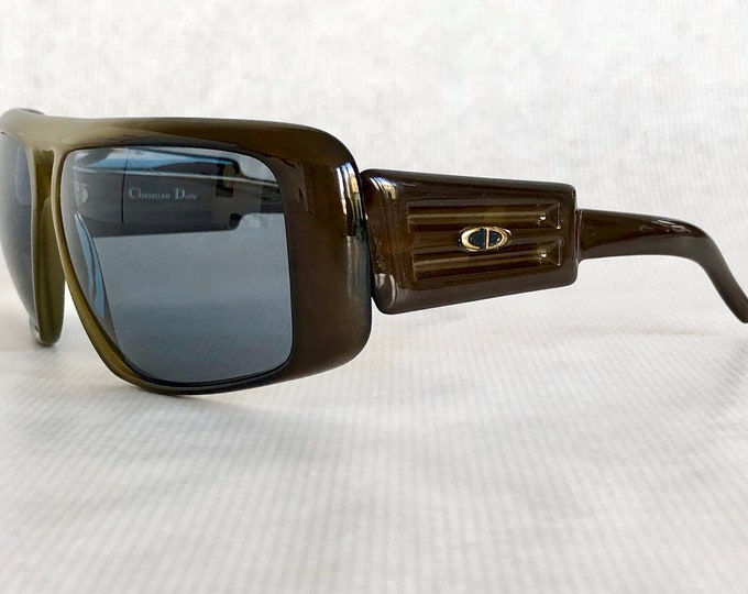 Christian Dior 061 Vintage Sunglasses - New Old Stock - Made in Austria in the 1970s