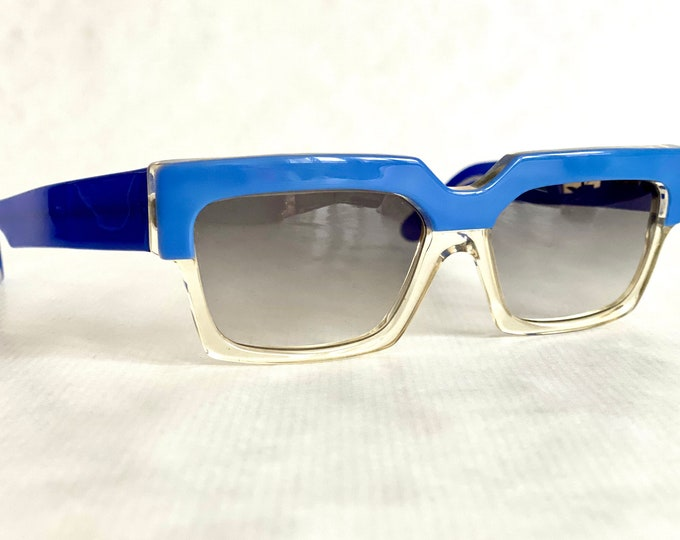 Claude Montana for Mikli 527 604 Vintage Sunglasses – Made in France in 1986 – New Unworn Deadstock