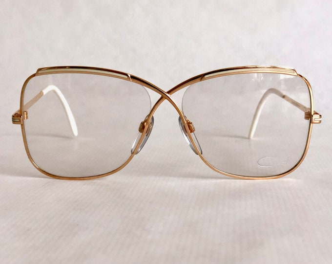 Cazal 224 Col 97/08 Vintage Glasses – New Old Stock – Made in West Germany