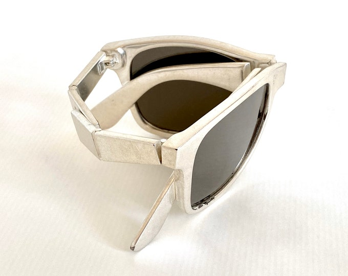 Maison Martin Margiela Sunglasses Bracelet – 100% Brass – Made in Italy – Full Set