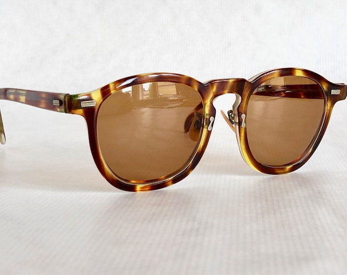 Willson 6 1950s Vintage Sunglasses – Made in the USA – New Old Stock