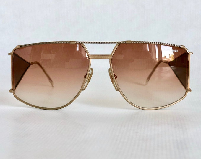 Cardin Plus CP 808 - 1 Vintage Sunglasses Made in France New Old Stock