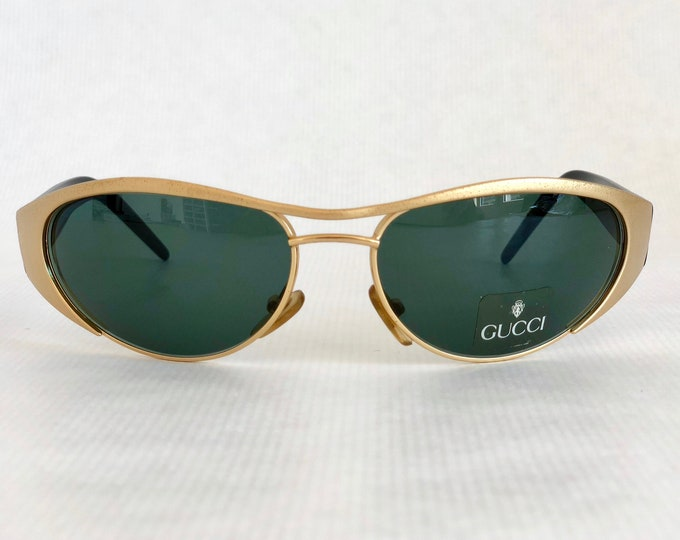 GUCCI GG 2381 Vintage Sunglasses Made in Italy New Old Stock