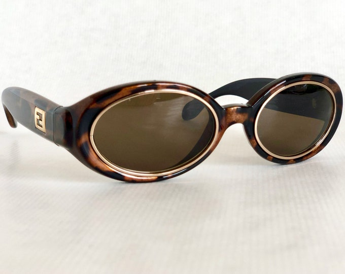 Fendi SL 7568 Vintage Sunglasses – New Old Stock – Made in Italy