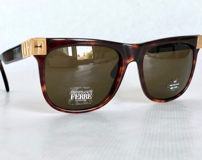 Gianfranco Ferrè GFF 47/S 086 Vintage Sunglasses New Old Stock