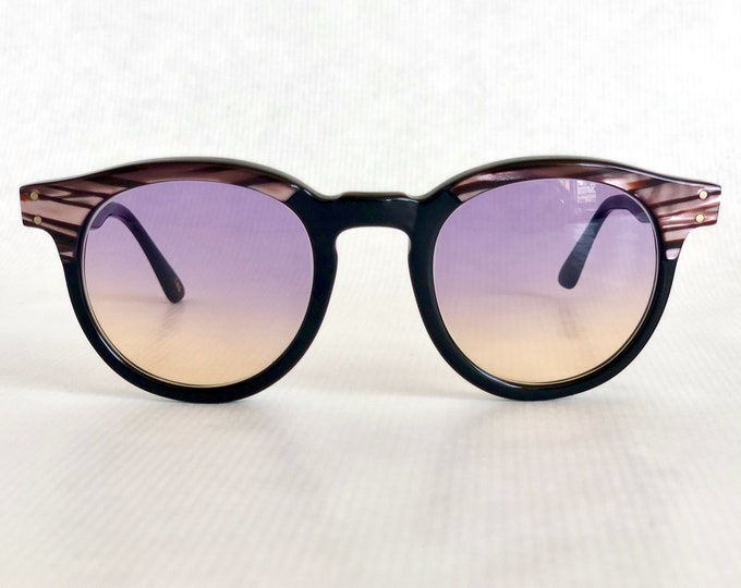 l.a. Eyeworks Panto Vintage Sunglasses – Made in France – New Old Stock