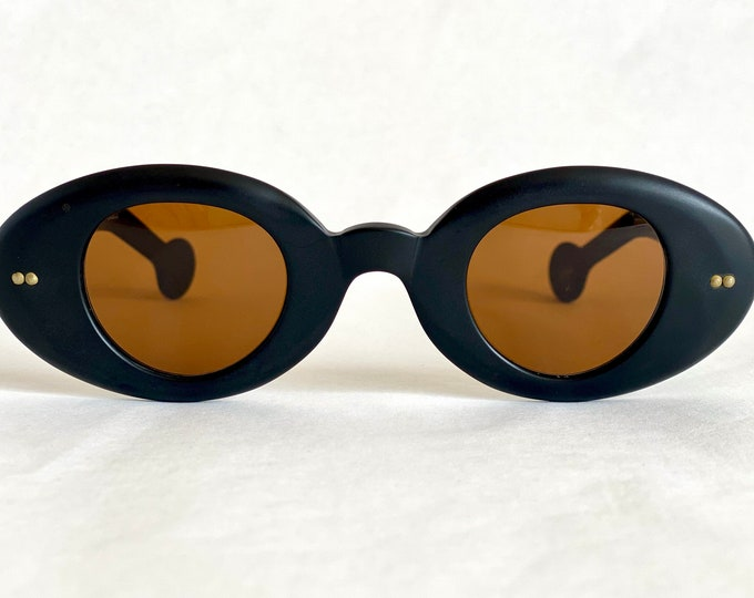 1991 l.a. Eyeworks BONEO Vintage Sunglasses – Made in France – New Old Stock