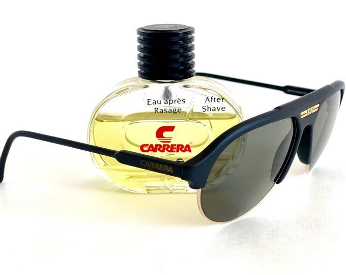 Vintage 1980s Carrera 5433 Ultrasight Sunglasses – Including Carrera Perfume – New Old Stock – Made in Austria