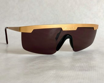 efa90581c6c1 Alpina M 57 Vintage Sunglasses Made in West Germany – Full Set – New Old  Stock