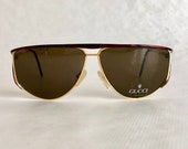 GUCCI GG 2233 S 07P Vintage Sunglasses New Old Stock including Gucci Softcase