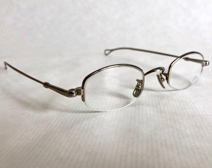 Lunor 102 Vintage Eyeglasses Made in Germany New Unworn Deadstock