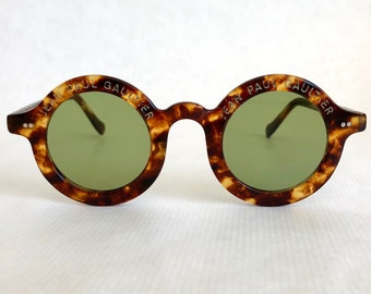 762982c516b Jean-Paul GAULTIER 56 - 0071 Vintage Sunglasses New Old Stock including Case