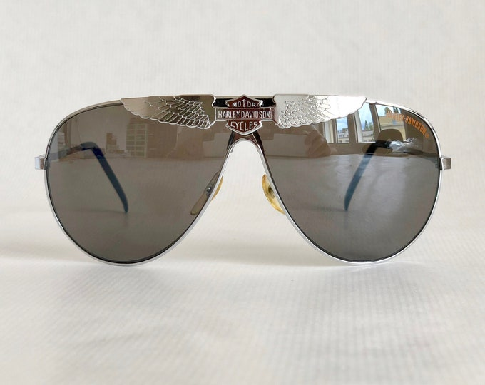Carlito's Way - Harley Davidson Vintage Sunglasses New Old Stock including Case