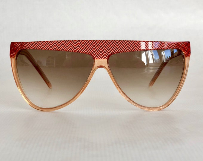 Laura Biagiotti T 43 Vintage Sunglasses - New Unworn Deadstock