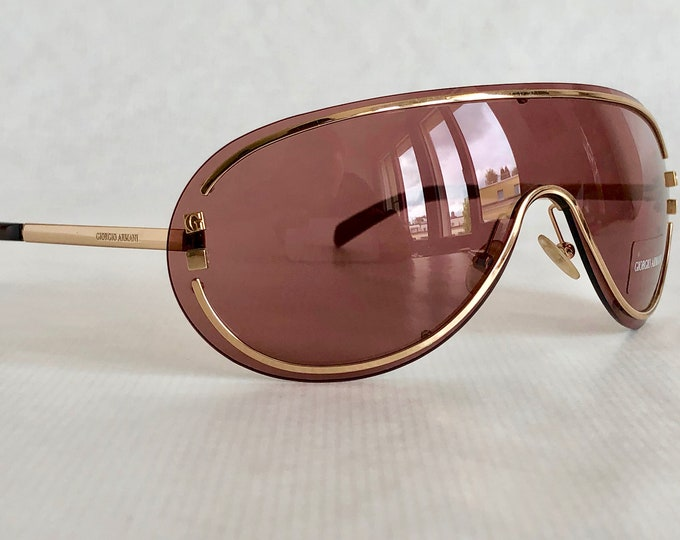 Giorgio Armani GA 153/S Vintage Sunglasses – New Old Stock