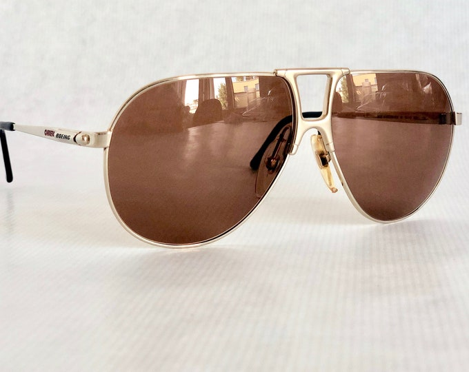 Boeing by Carrera 5731 Col 40 Vintage Sunglasses – New Old Stock – Made in Austria
