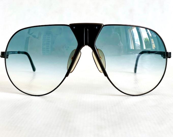 Boeing by Carrera 5701 Stealth Vintage Sunglasses – New Unworn Deadstock – Full Set – Made in Austria in 1985