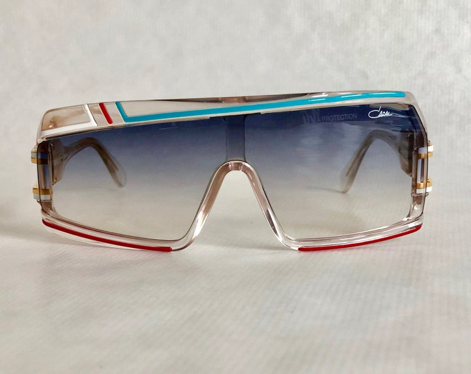 Cazal x Swagger Japan 858 Col 256 Vintage Sunglasses – New Old Stock – including Cazal Store Sign