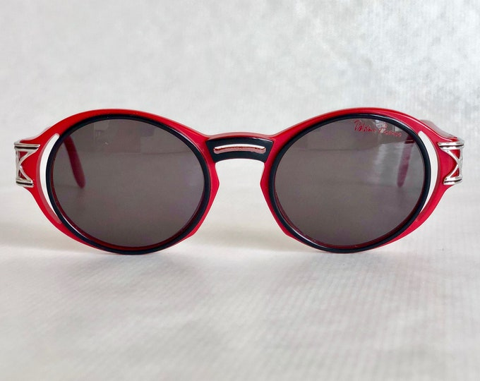 Paloma Picasso 8801 Vintage Sunglasses – Including Case – New Old Stock
