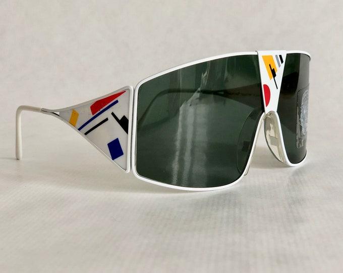Alpina Talking Glasses «Time Piece» Vintage Sunglasses – Full Set – New Old Stock