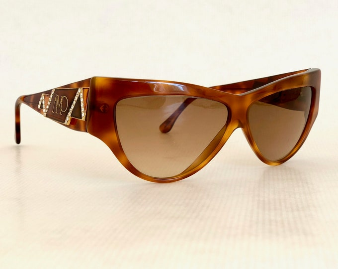 Anne Marie Perris C7 TS Vintage Sunglasses New Old Stock including Case