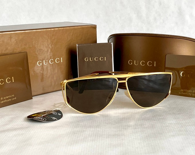 GUCCI GG 2233 S Vintage Sunglasses – New Old Stock – Including Case