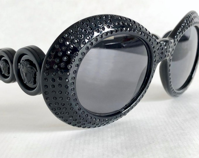 Gianni Versace 418/F Vintage Sunglasses – New Old Stock