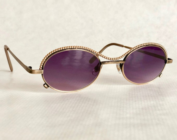 Chantal Thomass Aube by Alain Mikli Vintage Sunglasses Made in France New Unworn Deadstock