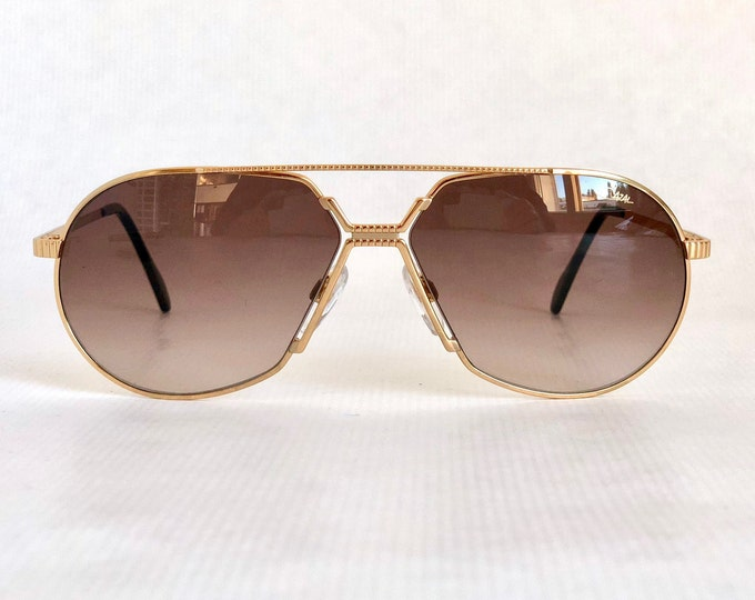 Cazal 968 Flashbacks Limited Edition Sunglasses - Full Set with 5 Lenses - New and Unworn