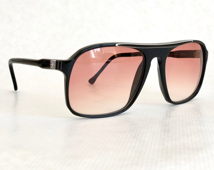 Givenchy ELY B23 Vintage Sunglasses - New Old Stock Made in France