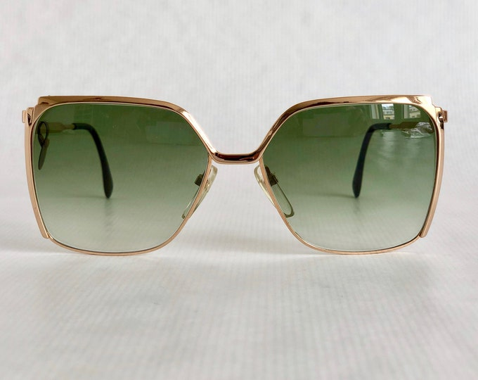 Silhouette 439 Vintage Sunglasses – New Old Stock – Made in Austria