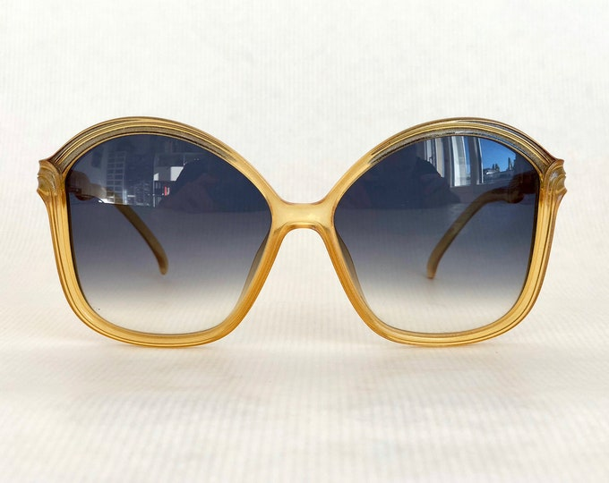 Christian Dior 2128 Vintage Sunglasses NOS - Made in Germany in the 1970s