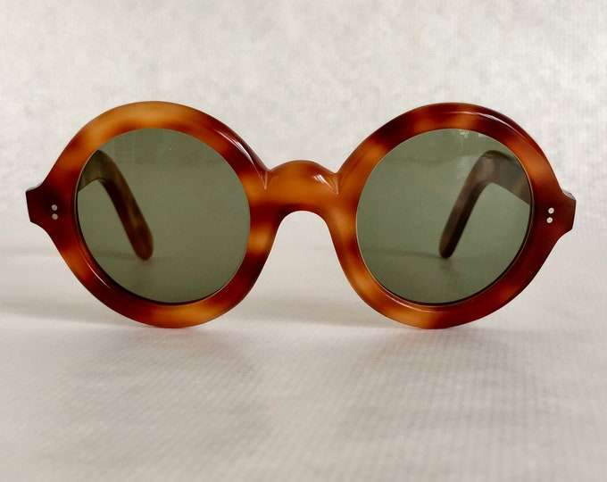 Pierre Ducal Vintage Sunglasses Made in Italy New Old Stock