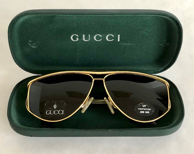 GUCCI GG 2233 S Vintage Sunglasses New Old Stock including Case