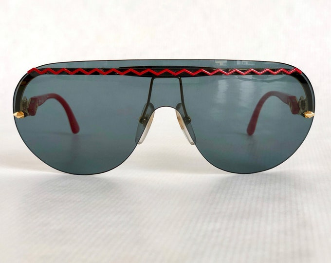 Paloma Picasso 3716 42 Vintage Sunglasses – New Unworn Deadstock – Made in Germany