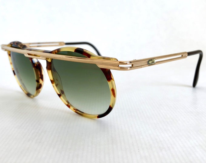 Cazal 648 Col 676 Vintage Sunglasses Made in West Germany New Old Stock