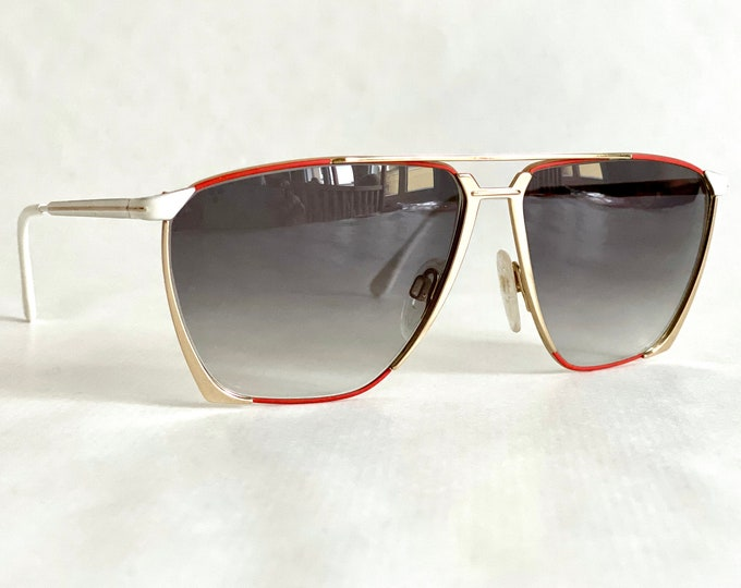 Vintage 1980s FILA 8804 Sunglasses – New Old Stock – Made in Italy