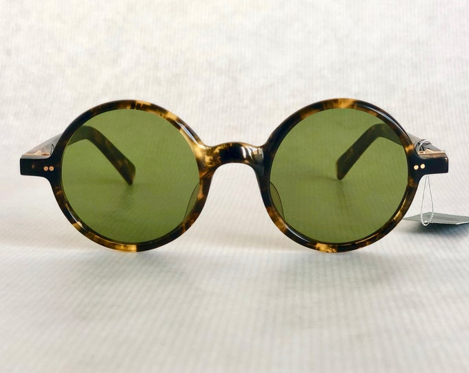 Leon's Junior GAULTIER 58 - 0072 Vintage Sunglasses New Old Stock including Tags