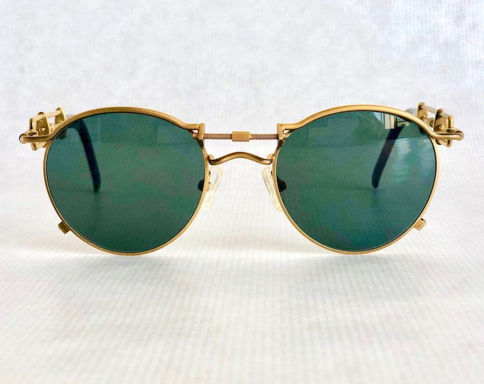 Jean Paul Gaultier 56-0174 Vintage Sunglasses – New Old Stock – Including Case